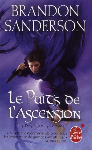 Le puits de l'ascension poche