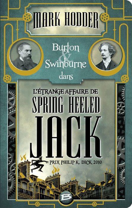 Etrange affaire de Spring Heeled Jack