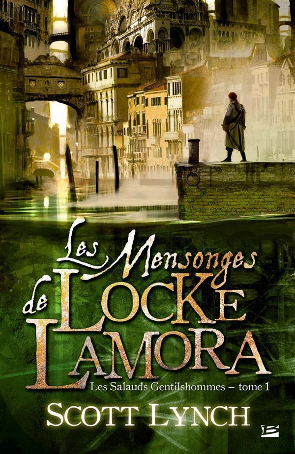 Les mensonges de Locke Lamora gf